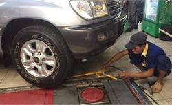 Vì sao ôtô phải cân bằng động bánh xe?