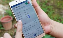 Phần mềm tìm thuốc bảo vệ thực vật trên điện thoại
