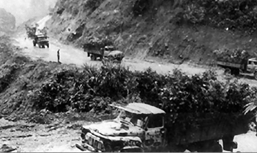 Trường Sơn, đường Trường Sơn, Huyền thoại đường Trường Sơn, đường Hồ Chí Minh, lịch sử của cả dân tộc, dân tộc Việt Nam