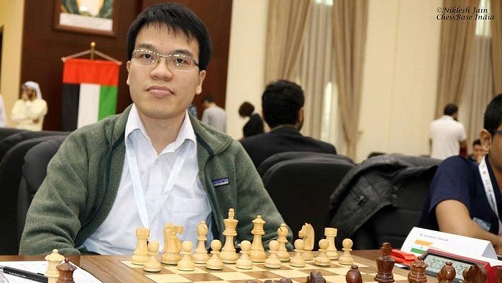 Chess star Le Quang Liem claims silver in IMSA Mind Games Rapid