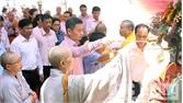 Đại lễ Phật đản 2019- Phật lịch 2563 tại huyện Yên Dũng: Nguyện cầu hòa bình, chúng sinh an lạc.