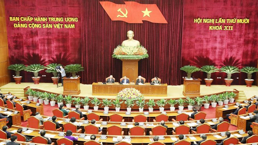 Party Central Committee completes 10th meeting's agenda