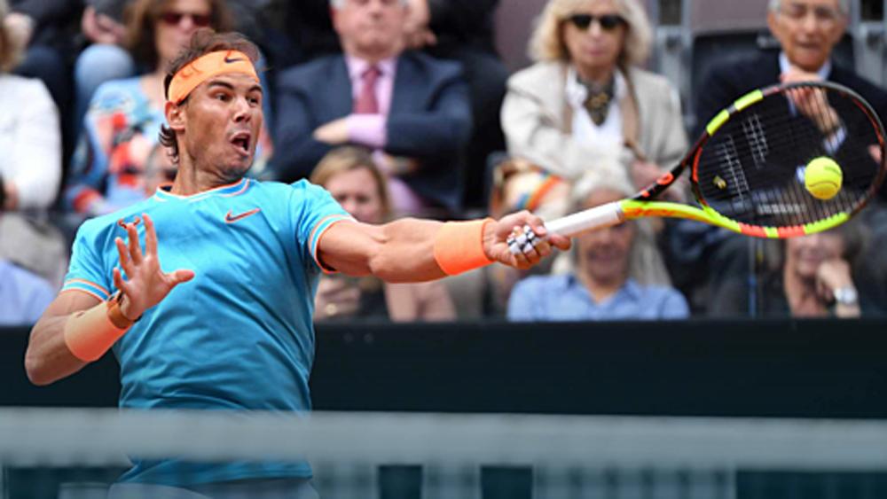 Hạ Tsitsipas, Nadal, trận chung kết, Masters thứ 50