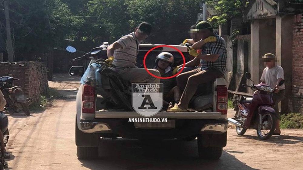 Kẻ giết người tàn bạo ở huyện Mê Linh, bị Cảnh sát Hình sự Đặc nhiệm Hà Nội  bắt ,  Đỗ Văn Bình