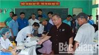 Hơn 1 nghìn người tham dự ngày hội Thầy thuốc trẻ làm theo lời Bác