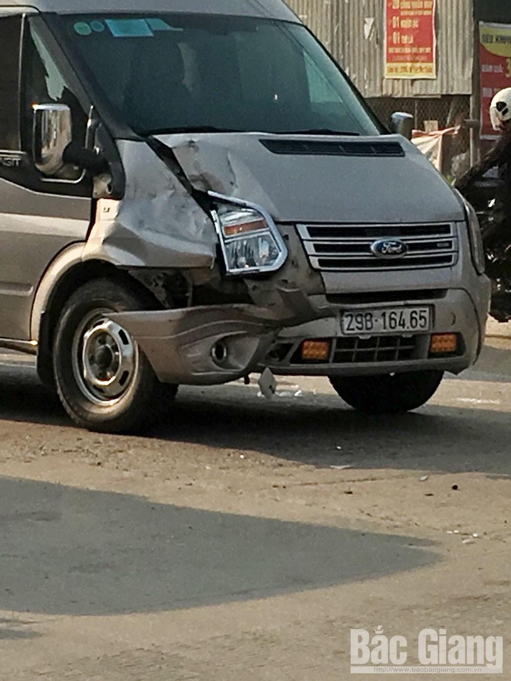 Tai nạn giao thông, tử vong, tỉnh lộ 293, tỉnh Bắc Giang