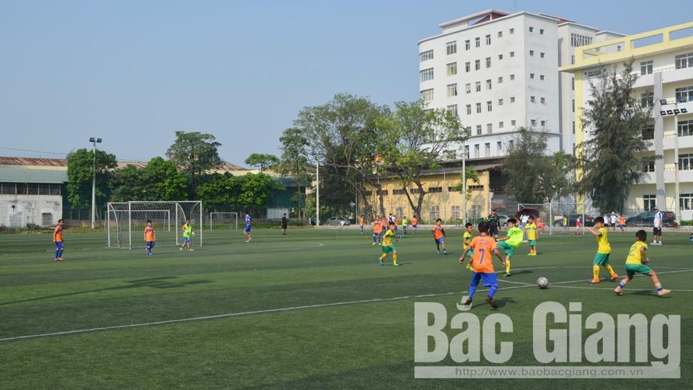 Giải bóng đá học đường, tỉnh Bắc Giang, Câu lạc bộ bóng đá cộng đồng Bắc Giang