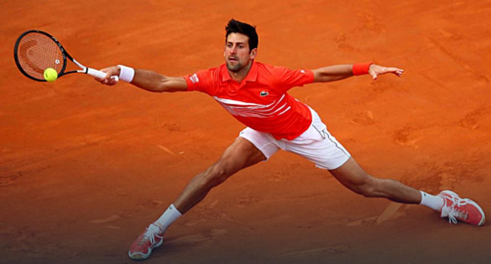Rafael Nadal, Novak Djokovic, Rome Masters 2019