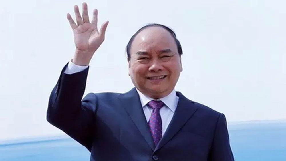 Thủ tướng Chính phủ Nguyễn Xuân Phúc, lên đường, thăm chính thức Liên bang Nga, Vương quốc Na Uy, Vương quốc Thụy Điển