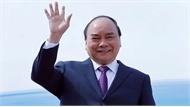 Thủ tướng Chính phủ Nguyễn Xuân Phúc lên đường thăm chính thức Liên bang Nga, Vương quốc Na Uy và Vương quốc Thụy Điển