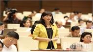 Phó Bí thư Thường trực Tỉnh ủy, Trưởng Đoàn Đại biểu Quốc hội tỉnh Bắc Giang Lê Thị Thu Hồng: Phát huy hơn nữa vai trò, trách nhiệm trước nhân dân