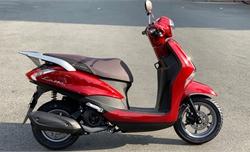 Yamaha Latte - xe ga mới cạnh tranh Honda Lead