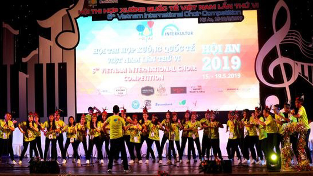 Indonesian choir wins international contest in Hoi An