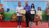 """Em Tăng Thị Phương Mai đoạt giải Khuyến khích cuộc thi """"Đại sứ Văn hóa đọc"""" toàn quốc"""