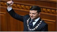 Tân Tổng thống Ukraina tuyên thệ nhậm chức