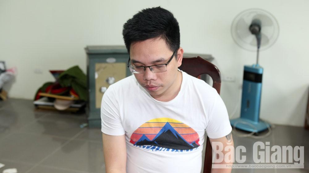 Phạm Thị Ngọc Anh, Buôn bán ma tuý, Ma túy, Công an tỉnh Bắc Giang