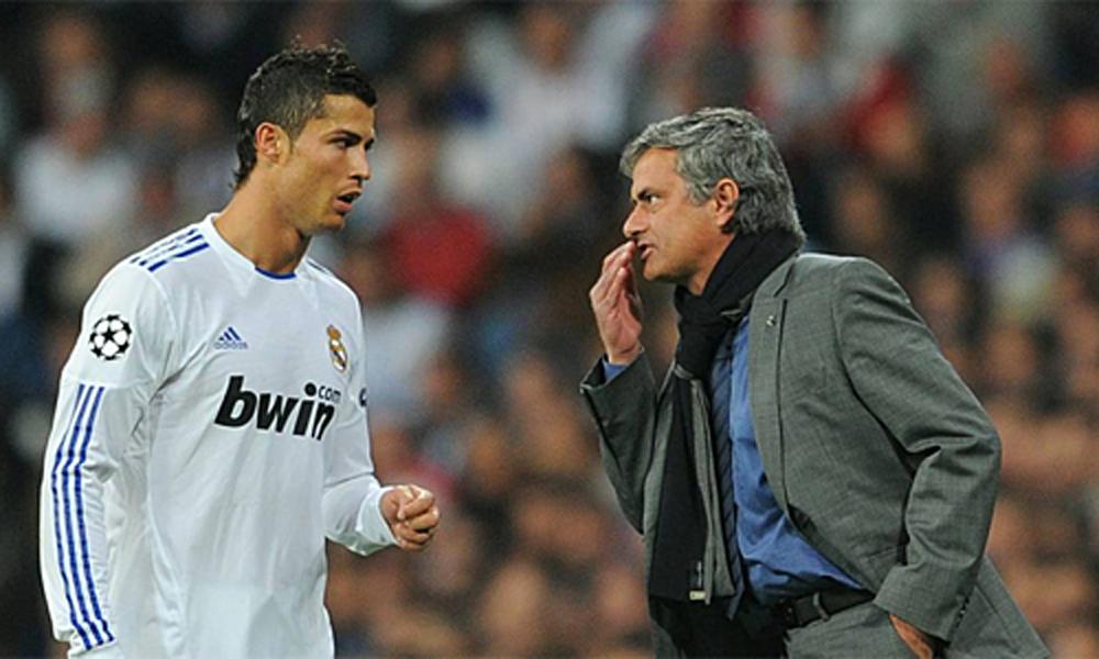 Ronaldo, Mourinho, Juventus