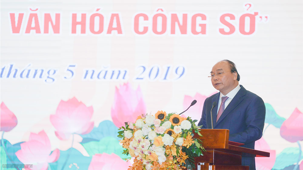 Thủ tướng gửi thư khích lệ các bộ, ngành, địa phương quyết tâm thực hiện thắng lợi mục tiêu, nhiệm vụ 2019