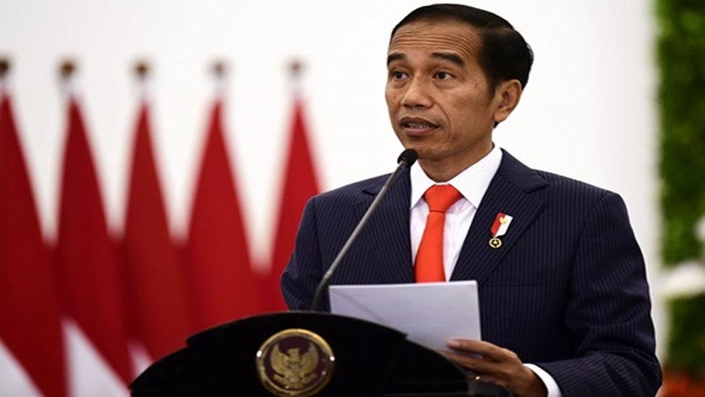 Indonesia, Tổng thống Joko Widodo, tái đắc cử, Ủy ban bầu cử Indonesia