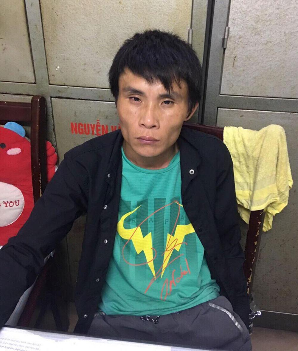 Tóm gọn, nhóm đối tượng, chuyên rình cướp giật tài sản trước cửa các ngân hàng, Đặng Hữu Lâm, Dương Văn Tân
