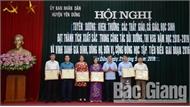 Yên Dũng tuyên dương, vinh danh hơn 300 tập thể, cá nhân trong công tác khuyến học, khuyến tài