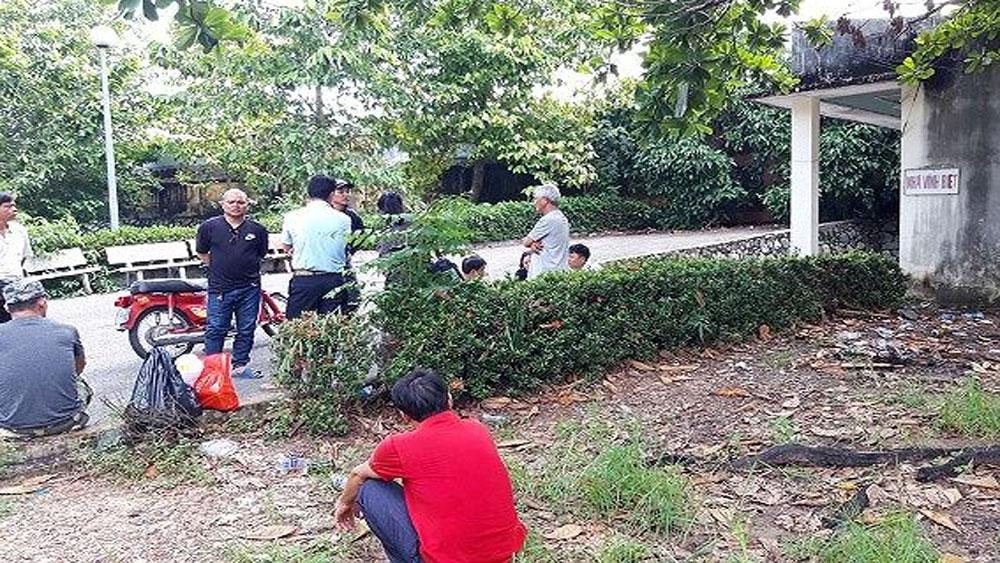 Vụ xác người trong bê tông, bàn giao thi thể cho người nhà, kết quả ADN trùng khớp, Trần Đức Linh, Phạm Thị Thiên Hà