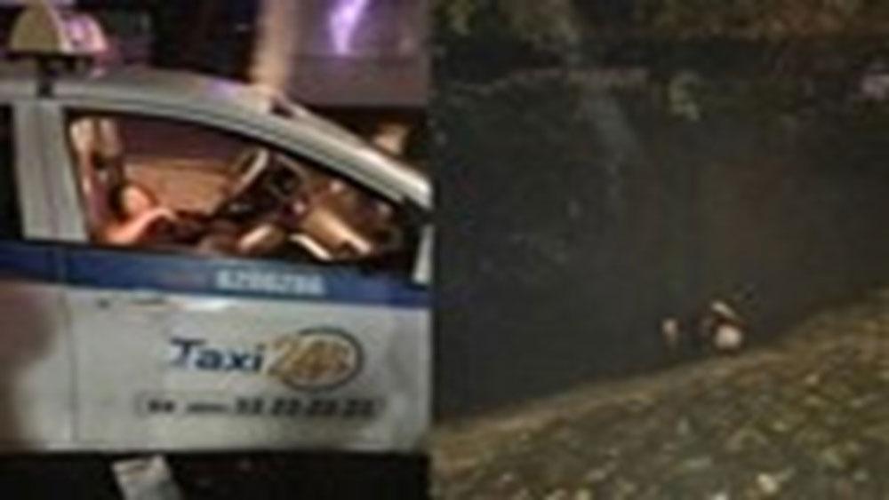 Bắt tạm giam, kẻ đâm nữ tài xế taxi, nhảy xuống hồ Đền Lừ tự tử, đối tượng Nguyễn Tuấn Long