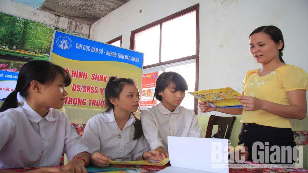 phụ nữ, trẻ em, Bắc Giang,
