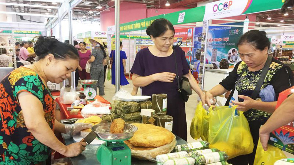 First Mekong Delta one commune – one product fair in June