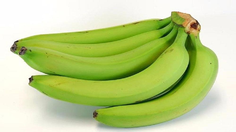 Lợi ích sức khỏe, ăn chuối xanh mỗi ngày, tác dụng của chuối xanh