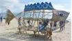 Giant fish 'eats' plastic waste in Danang environmental appeal