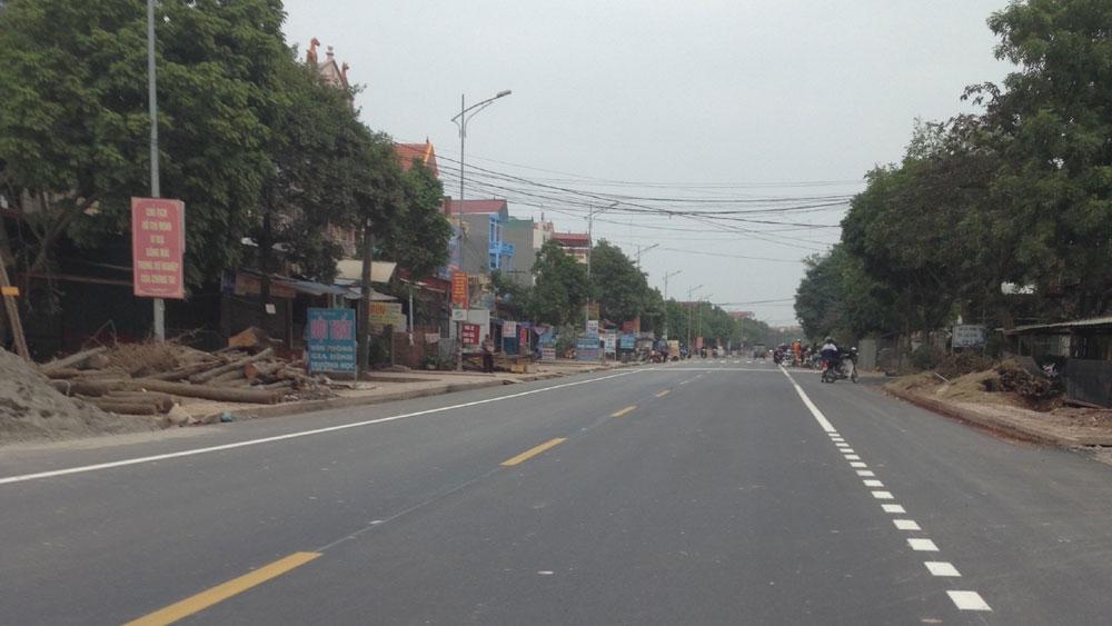 Tỉnh lộ 295B, Huyện Việt Yên, tỉnh Bắc Giang, Tai nạn giao thông, tử vong do tai nạn giao thông