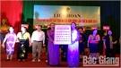 Thị trấn An Châu giành giải nhất toàn đoàn tại Liên hoan tiếng hát Người cao tuổi