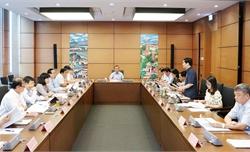 Kỳ họp thứ 7, Quốc hội khóa XIV: Cần những giải pháp chiến lược, tạo niềm tin trong nhân dân