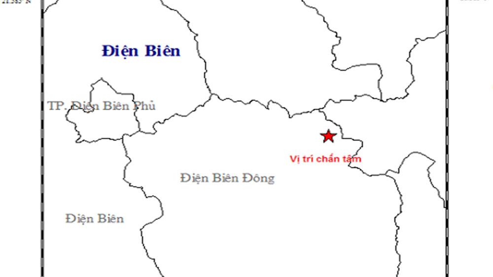 Động đất liên tiếp, Điện Biên, Trung tâm Báo tin động đất và cảnh báo sóng thần