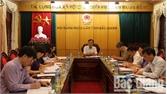 Đảng đoàn HĐND tỉnh thẩm định Đề án sáp nhập đơn vị hành chính cấp xã