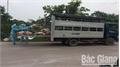 Phát hiện vụ đổ trộm hơn 300 kg thịt lợn hôi thối tại Tân Yên