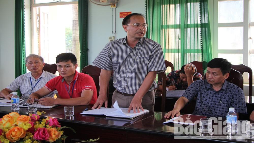 Phó Chủ tịch UBND tỉnh Dương Văn Thái, dịch tả lợn châu Phi, Yên Thế, Lạng Giang, tiêu hủy lợn