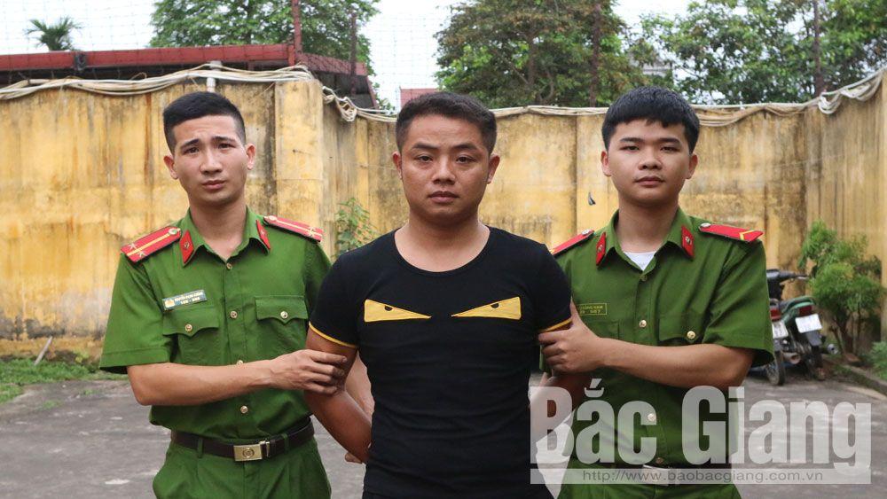 Lừa đảo chiếm đoạt tài sản; bạn gái, mạng xã hội; lừa tiền, Công an huyện Việt yên