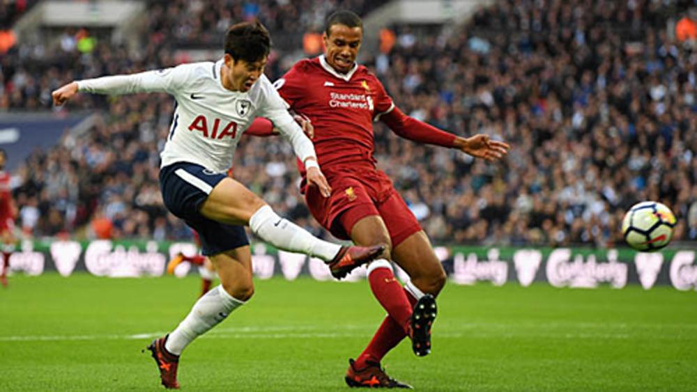 Trung vệ Liverpool tự tin đánh bại Tottenham
