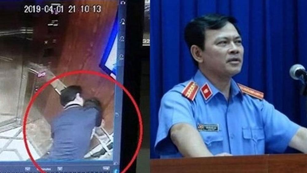 Truy tố, cựu viện phó Nguyễn Hữu Linh, Nguyễn Hữu Linh, dâm ô, chuyển hồ sơ sang tòa án