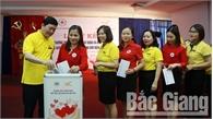 Hội Chữ thập đỏ và Bưu điện tỉnh Bắc Giang ký thỏa thuận hợp tác, triển khai thùng quỹ nhân đạo