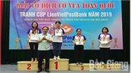 Môn cờ vua Bắc Giang: Tập trung cho những nhân tố mới