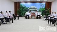 Tạo điều kiện tốt nhất cho vải thiều Bắc Giang thông quan sang thị trường Trung Quốc