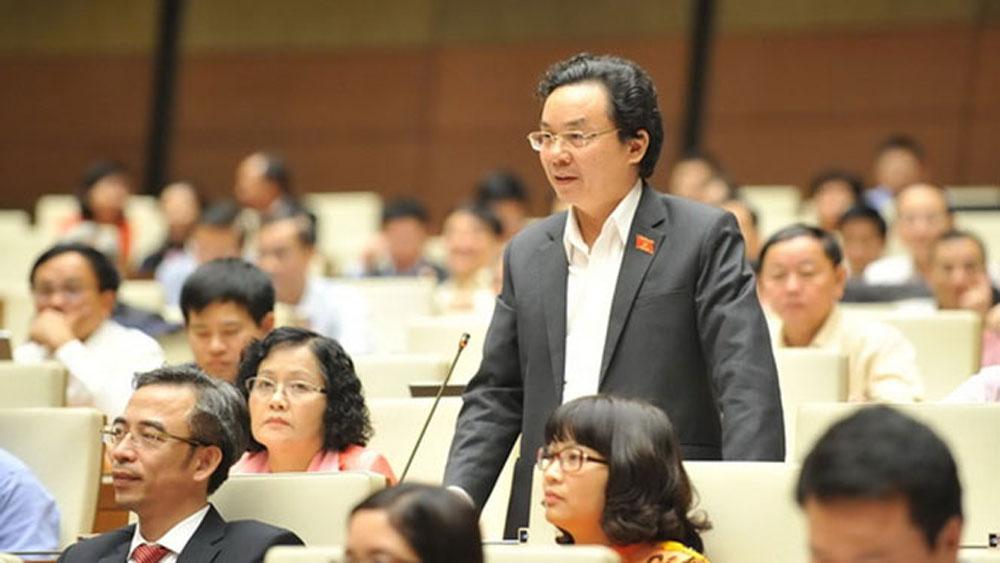 Đại biểu Hoàng Văn Cường,  kiểm toán, cơ quan kiểm toán, Luật Kiểm toán nhà nước, kiểm toán lại
