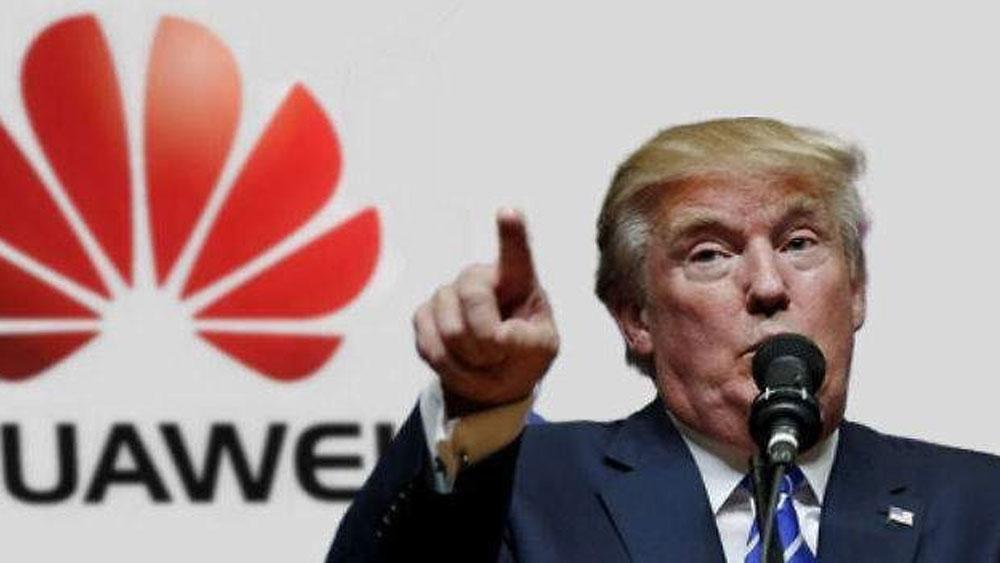 Tổng thống Trump, vấn đề Huawei, thỏa thuận với Trung Quốc