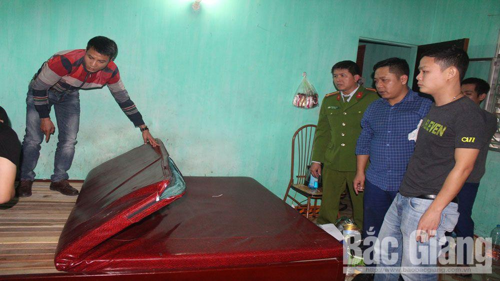 ma túy, tội phạm, Bắc Giang, tệ nạn ma túy