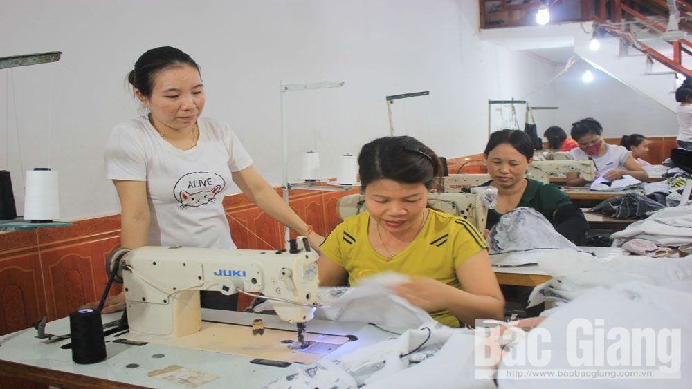 nông thôn mới, Bắc Giang, Hiệp Hòa,