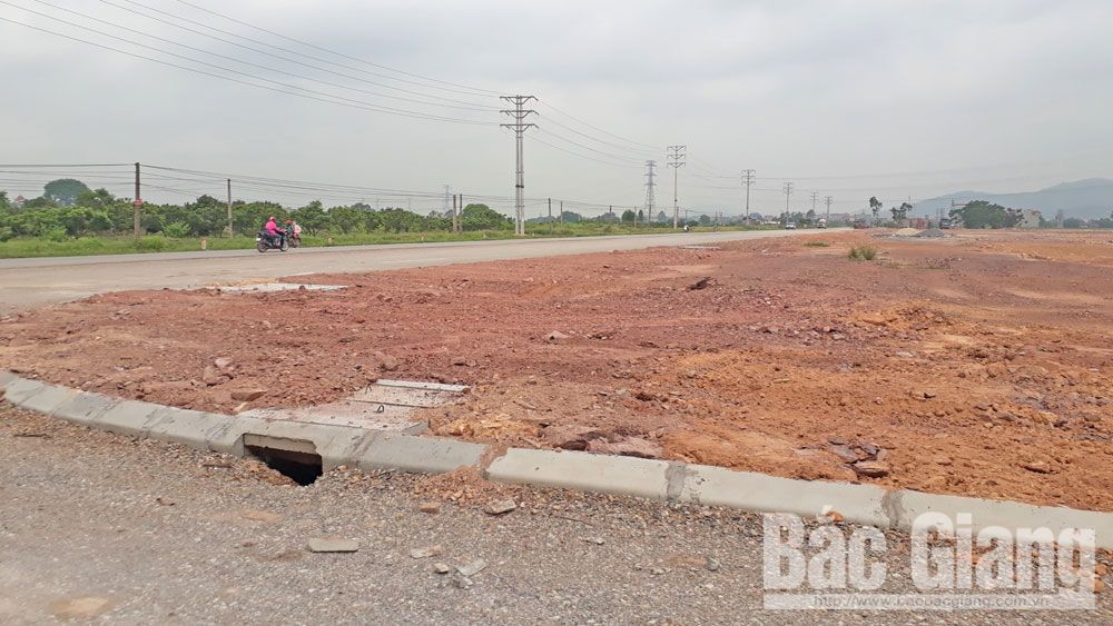 khu đô thị, quy hoạch đô thị, khu dân cư, Bắc Giang, hạ tầng