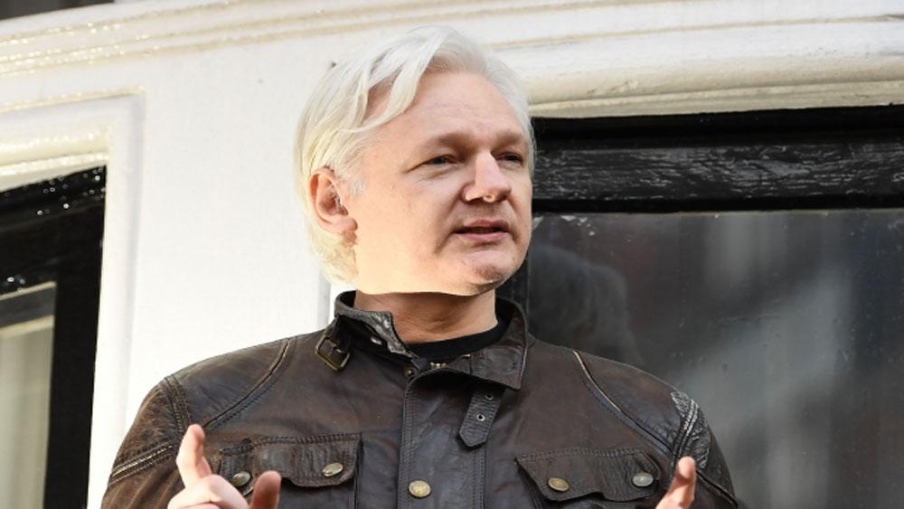 Vụ bắt nhà sáng lập WikiLeaks, Mỹ, công bố, 17 tội danh mới, ông Assange